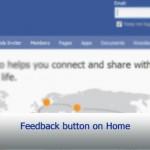 FrontEnd - Feedback Button
