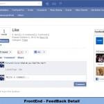 FrontEnd - FeedBack Detail