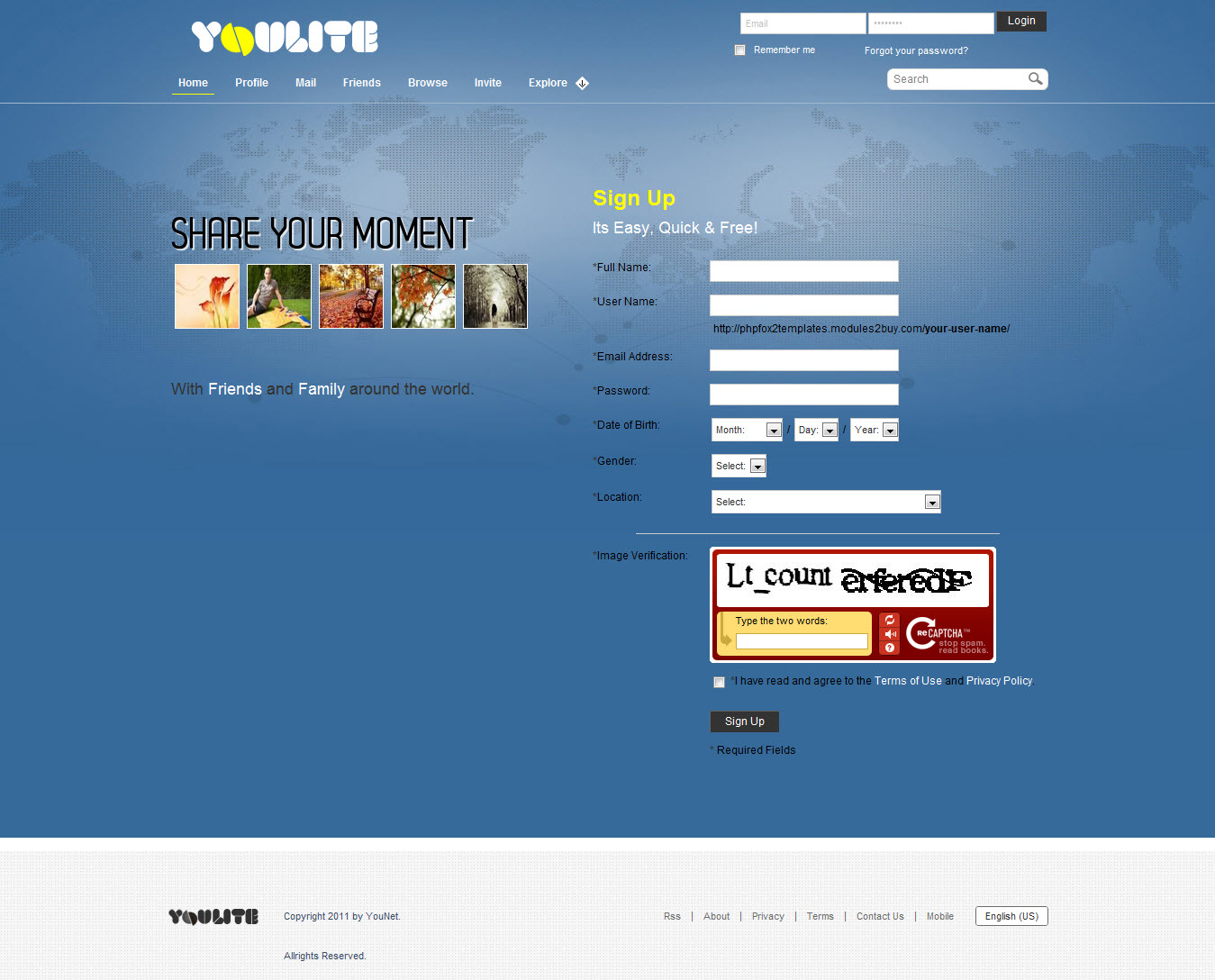 YouLiteHome
