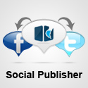 [V3] - Social Publisher - Facebook/Twitter/LinkedIn