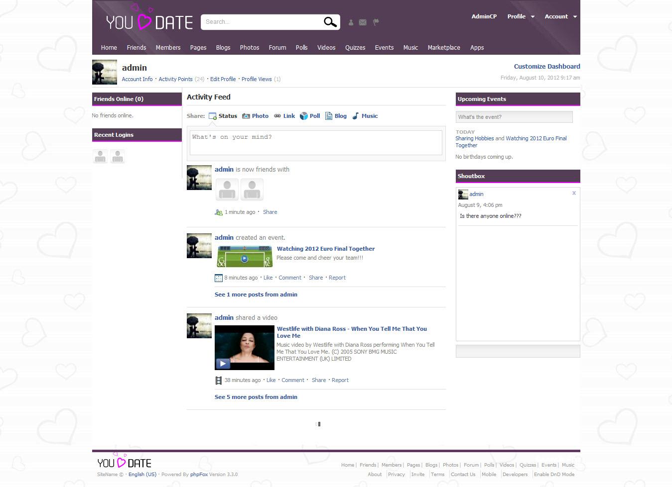 youdate social network Vejle