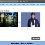 FrontEnd - Photo Battle