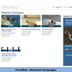 FrontEnd - Reached Campaigns