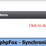 BackEnd - phpFox - Synchronize Account