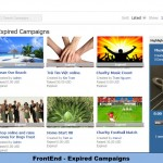 FrontEnd - Expired Campaigns