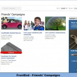 FrontEnd - Friends' Campaigns