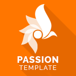 [V4] - Passion Template