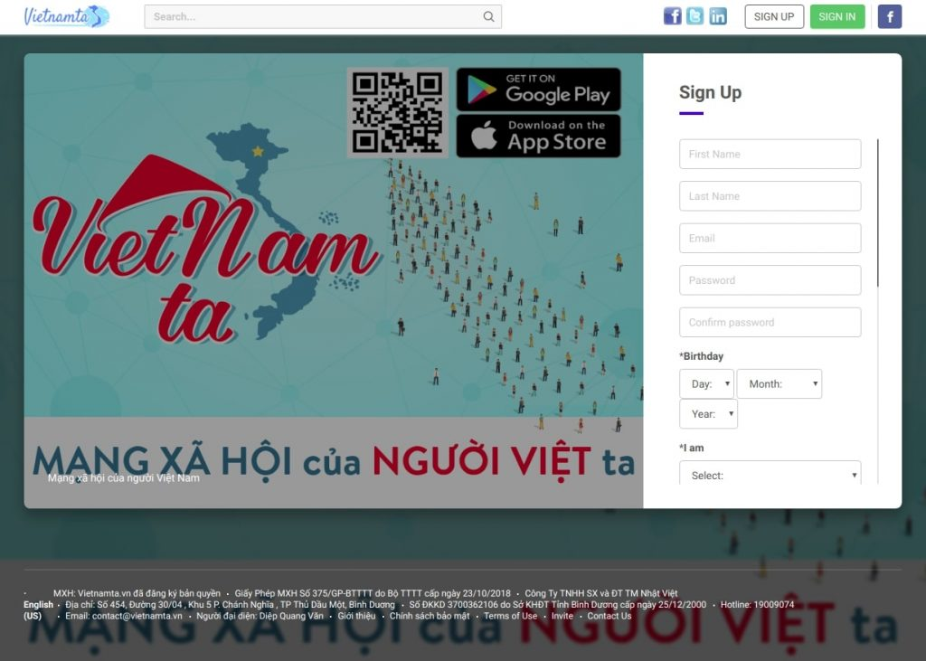 Recent Works - Vietnamta