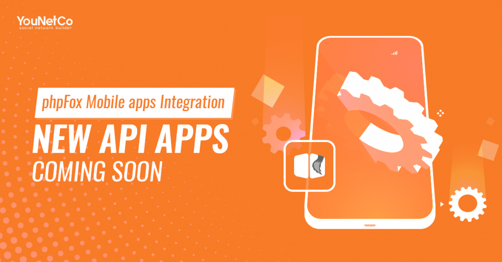 New API apps are coming